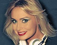Polina DJ / flyer