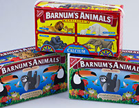 Package Design - Animal Crackers