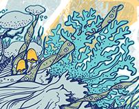 Underwater - Poster Design