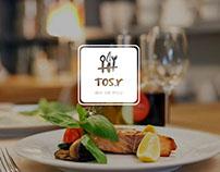 TOSR Logo Concepts