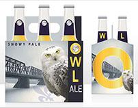 Package Design - Beverage and Holder