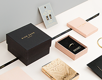 Bing Bang Jewelry Branding & Packaging