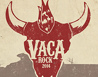 Flyer Vaca Rock 2014