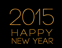 2015- Happy New Year!