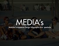 Logo MEDIA's