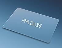 Radius Graphic Design - Personal Logo