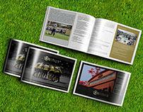 Footballer's Blueprint