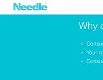 Web Copy - Needle