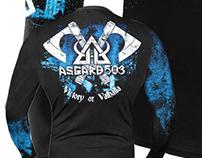 Asgard 503 Rashguard Design