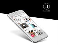 Blended App Design