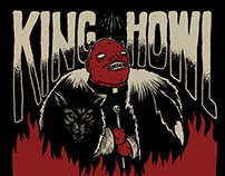 THE PRIEST - King Howl European Tour 2016