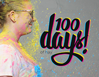 100 Days of Design
