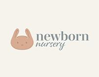 Newborn Nursery - Logo & Branding Design