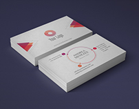 Creative Business Card Design Vol. 4