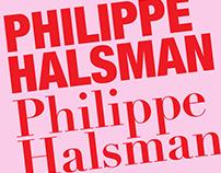 Tender for Philippe Halsman exhibition