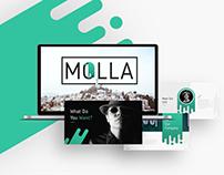 Molla Presentation Template