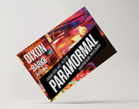 PARANORMAL | Communication Design
