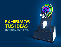 Creavisa - Exhibimos tus ideas.