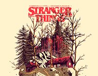 Stranger Things x Fan Art