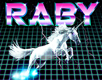 Raby Music Website and Branding