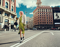 Photography Editorial: Walking along the Castizo