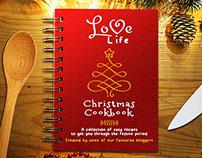 LV - Love Life Christmas Cookbook