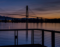 Pier Park New Westminster