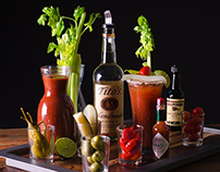 2015 Levy Restaurants Signature Beverage Photography