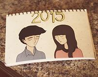 2015 Calendar 1