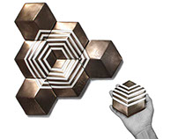 2014 / 3D Type-Hexagonal Ceramic Module DOWNLOAD