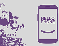 Hello Phone - Contact Management for the Elderly