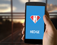 Hedge: A data security mobile app