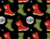 Palladium Boots Holidays 2014