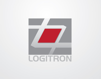 LogiTron Namecards and Identity Redesign