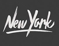 New York Typo