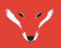 Vector foxes