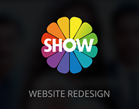 SHOW TV - Website Redesign