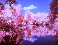 Infrared Landscapes of Mazury