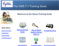 Instructional System Design: CMS Training Guide