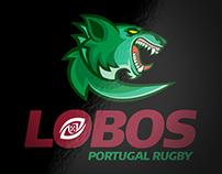 LOBOS/LOBAS PORTUGAL RUGBY