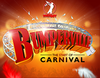 BUMPERVILLE: The Start Of CARNIVAL 2015