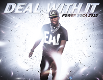 DEAL WITH IT: SOCA 2015 ALBUM COVER