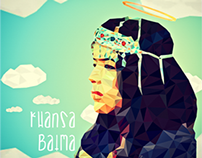 Khansa Angel Batma -LOW POLY-