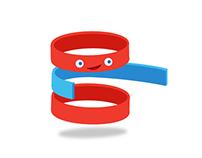 Cimplyfive - Mascot Design