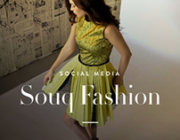 Souq Fashion Facebook Application