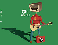 MIZIQA for music lovers
