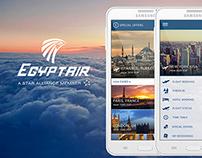 Egyptair App Concept Redesign