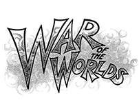 War of the Worlds folios