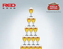 Stella Artois - Free Flowing Party