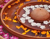 Ushering Bowl - Terracotta | IICD